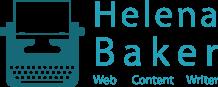 Helena Baker Content Writer Logo